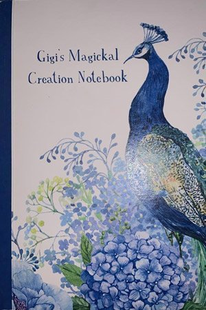 gigi's magickal creation notebook